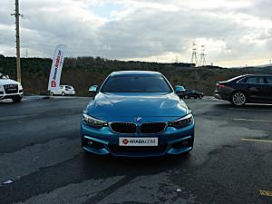 2017 Model 2. El BMW 4 Serisi 418d Gran Coupe M Sport - 116000 KM