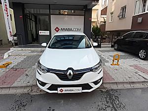 2018 Model 2. El Renault Megane 1.5 dCi Touch - 32000 KM