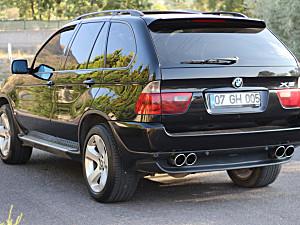 NAS AUTODAN BMW X5 3 0D M SPORT FUL FULL CAM TAVANLI
