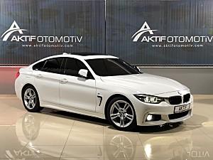 A K T İ F 2017 BMW 418İ M SPORT ÇARPIŞMA ŞERİT 55.000KM BOYASIZ