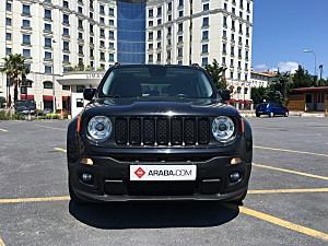 2017 Model 2. El Jeep Renegade 1.6 Multijet Night Eagle - 71817 KM