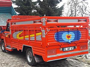 SAHIBINDEN 2001 DAMPERLI PERKINS MOTOR
