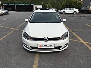 2016 Volkswagen Golf 1.6 TDi BlueMotion Comfortline - 110500 KM
