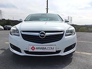 2016 Model 2. El Opel Insignia 1.6 CDTI Cosmo - 104800 KM