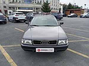 2001 Model 2. El Audi 80 Serisi 2.0 - 270000 KM