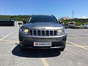 2012 Jeep Compass 2.0 Limited - 117500 KM