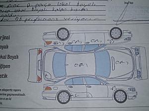 Ford Focus 2009 1.6 dizel titanium değişensiz hasar kayıtsız