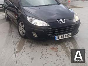Peugeot 407 1.6 HDi Executive Black