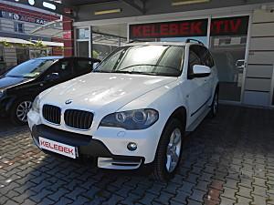 ACİL  BOYASIZ   BMW   X5 3.0 D BORUSAN OTO  ÇIKIŞLI  TEK  ELDEN  221 KM