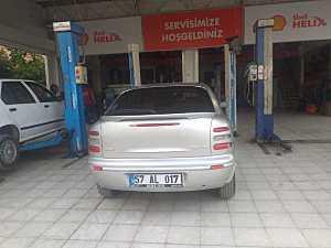 FIAT BRAVA 2000 MODEL
