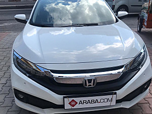 2019 Model 2. El Honda Civic 1.6i VTEC Eco Executive - 3000 KM