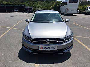 2018 Volkswagen Passat 1.6 TDi BlueMotion Comfortline - 53000 KM