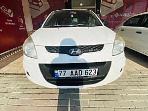 2010 Model 2. El Hyundai Matrix 1.5 CRDi - 109000 KM