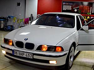 BMW 5.20 YAŞINA GÖRE EN TEMİZ ARAÇ BULUNMAZ NİMET