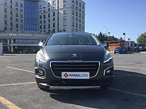2015 Model 2. El Peugeot 3008 1.6 BlueHDi Allure - 62000 KM