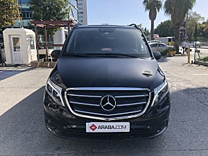 2017 Model 2. El Mercedes Vito Tourer Select 119 CDI Select - 113090 KM