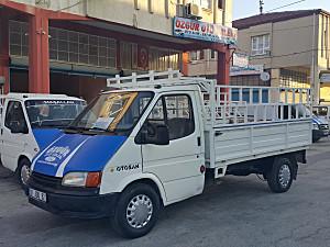 1995 MODEL 190 P ORJİNAL AÇIK KASA KAMYONET HATASIZ
