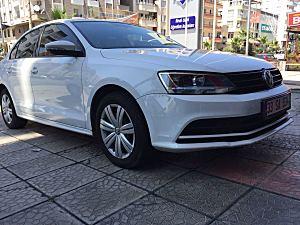 SAHİBİNDEN 2015 VW JETTA 1.4 122 HP TRENLİNE ORJİNAL...