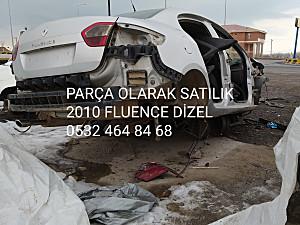 2010 FLUENCE DIZEL ÇIKMA PARÇA