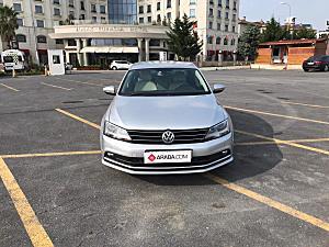 2014 Model 2. El Volkswagen Jetta 1.6 TDi Comfortline - 124953 KM