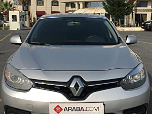 2014 Model 2. El Renault Fluence 1.5 dCi Touch - 158496 KM
