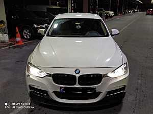 BMW 3.20D F30 KASA DİZEL OTOMATİK