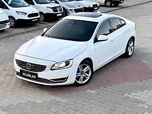 2013 - YENİ KASA - HAYALET - SUNROOF - VOLVO S60 ADVANCE -  LED