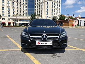 2013 Model 2. El Mercedes CLS 350 CDI - 30000 KM