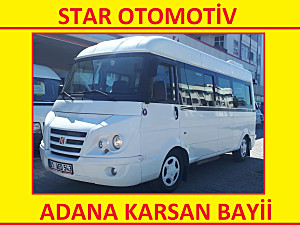 2012 KARSAN J10 KISA 17 1 KİŞİLİK OTOBÜS-SAFKAR KLİMALI - ORJİNAL