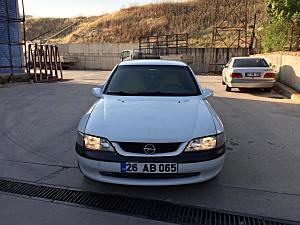 1996 OPEL VECTRA 2 0 16V KLIMALI