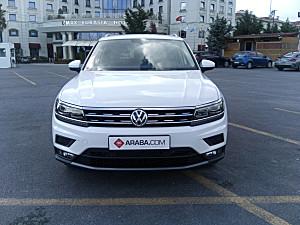 2020 Model 0 km Volkswagen Tiguan 1.5 TSI  Comfortline - 0 KM