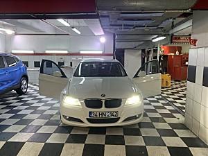 TEMIZ BMW 316I COMFORT   IŞIK PAKET  HASAR KAYITSIZ