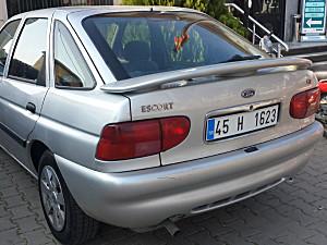 1998 TERTEMİZ 2007 TRAFİK ÇIKIŞLI FORD ESCORT