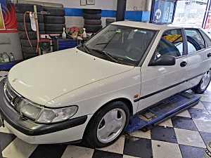 SAAB 1996 MODEL