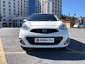 2013 Model 2. El Nissan Micra 1.2 Match - 80000 KM