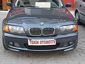 SATILIK BMW 318I LPG