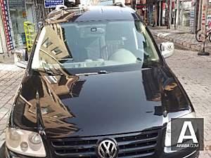 Volkswagen Caddy 1.9 TDI Kombi orjinal 2010 combi team