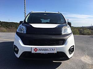 2017 Model 2. El Fiat Fiorino Combi 1.3 Multijet Pop - 106750 KM