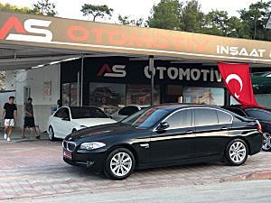 A.S OTOMOTİVDEN 2012 BMW 5.25D XDRİVE HATASIZ BOYASIZ