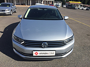 2016 Model 2. El Volkswagen Passat 1.6 TDi Comfortline - 204000 KM
