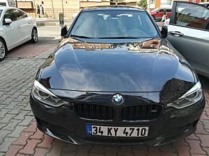 2014 BMW 3 Serisi 320i ED Standart - 137000 KM