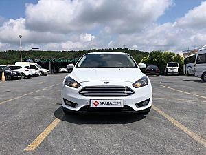 2015 Ford Focus 1.5 TDCi Titanium - 69100 KM