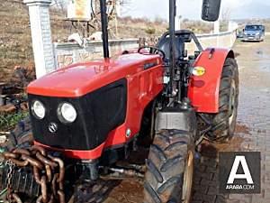 Traktör 4x4