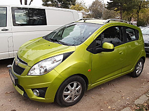 2010 MODEL CHEVROLET SPARK60BIN KM