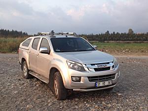 2013 ISIZU D-MAX 4X2  AVRUPA MONTAJ EN FUL