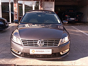 2014 Model 2. El Volkswagen CC 1.4 TSI DSG - 93399 KM
