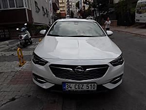 2019 Model 2. El Opel Insignia 1.6 CDTI  Grand Sport Excellence - 7000 KM