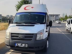 ÇOK AÇIL 2012 FORD TRANSIT 16 1 JUMBO ÇIFT TEKEL