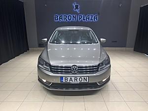 BARON PLAZA DAN 2013 VW PASSAT 1.4 TSİ BMT TRENDLİNE DSG BOYASIZ
