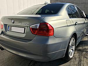 TEMIZ  BAKIMLI 2007 BMW 330XI  4X4  258 HP  IKINCI SAHIBINDEN